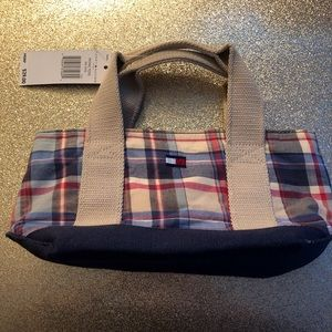 Tommy Hilfiger Small Picnic Tote New